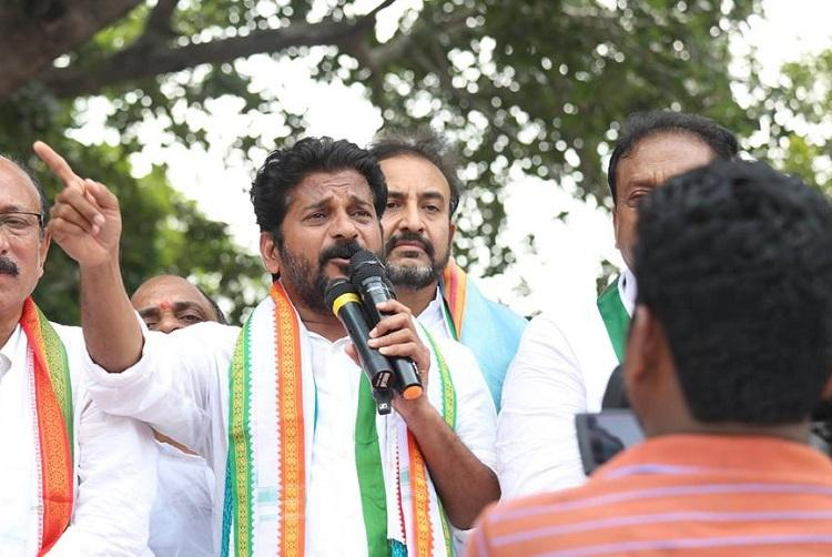 Cash-for-vote scam returns in Telangana Revanth Reddys aide detained released