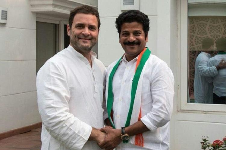 Revanth Reddy resignation Telangana Speaker yet to receive letter from Kodangal MLA