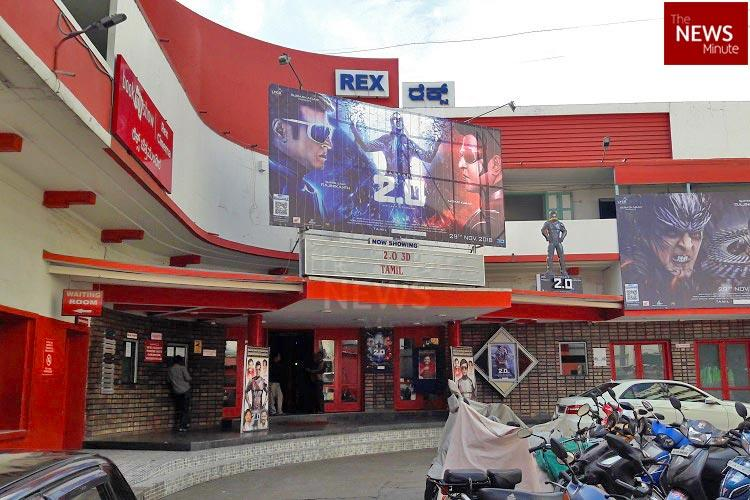 80 years of cinema Credits roll on Bengalurus Rex Theatre as it shuts on Dec 31