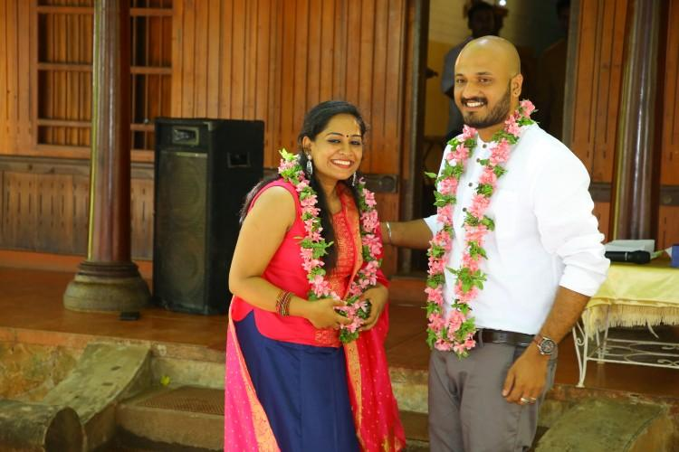 The story behind a Kerala couples gold-free eco-friendly wedding