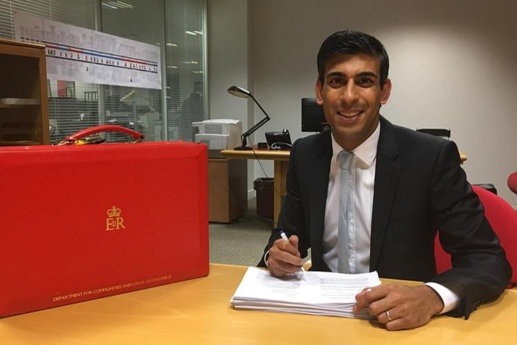 Rishi Sunak, Narayana Murthy's son-in-law, is the new UK Finance Minister