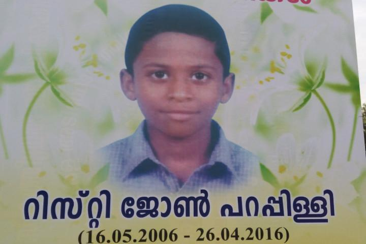 10-year-old Kochi boys brutal killing by mentally ill neighbour shatters neighbourhood