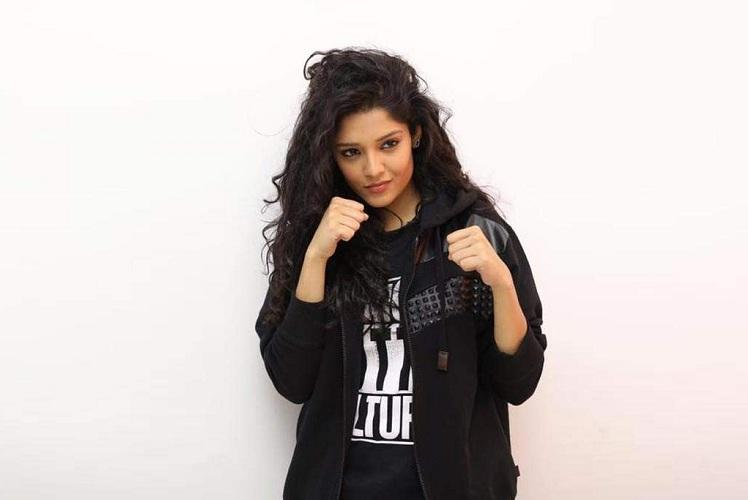 Ritika Singh to play a sports journalist in Boxer starring Arun Vijay