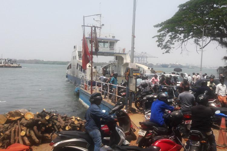 After collision Kochis Ro-Ro ferry operators worried about speeding fishing boats