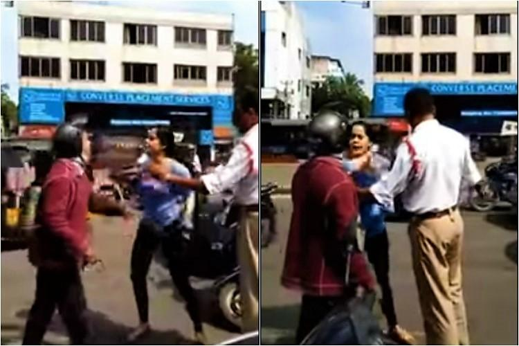 Hyderabad woman creates ruckus after rash driving booked after video goes viral