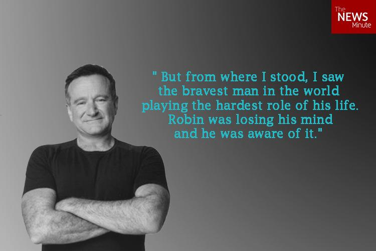Robin Williams widow pens heartrending essay on actors struggles with Lewy body disease