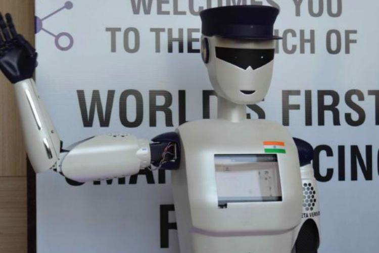 In a first ICICI Bank deploys robotic arms to count currency notes