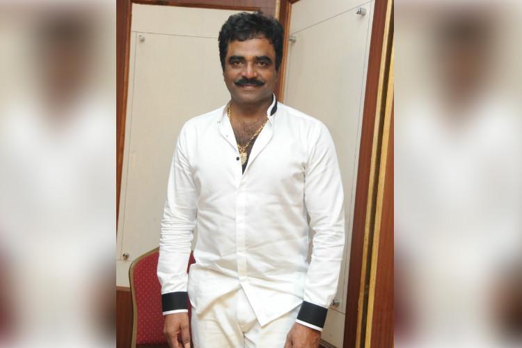 Rockline Venkatesh to produce Marathi film next