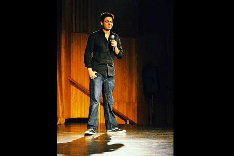 Comedian Rohan Joshi just remembered something from childhood Casual casteist slurs