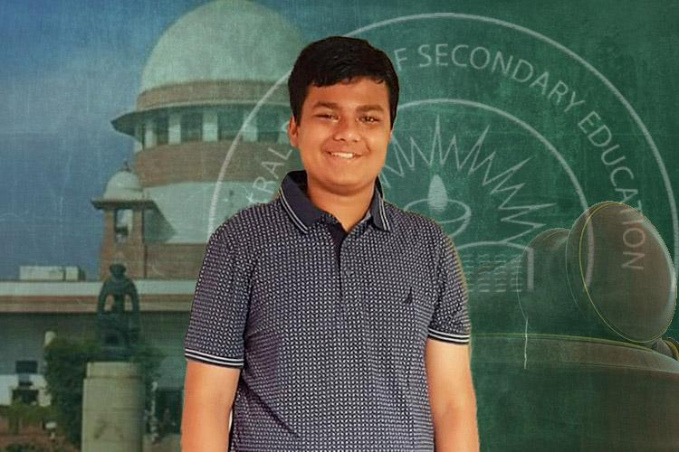 Unfair to ask us to rewrite exam Kerala boy who moved SC against CBSE tells TNM