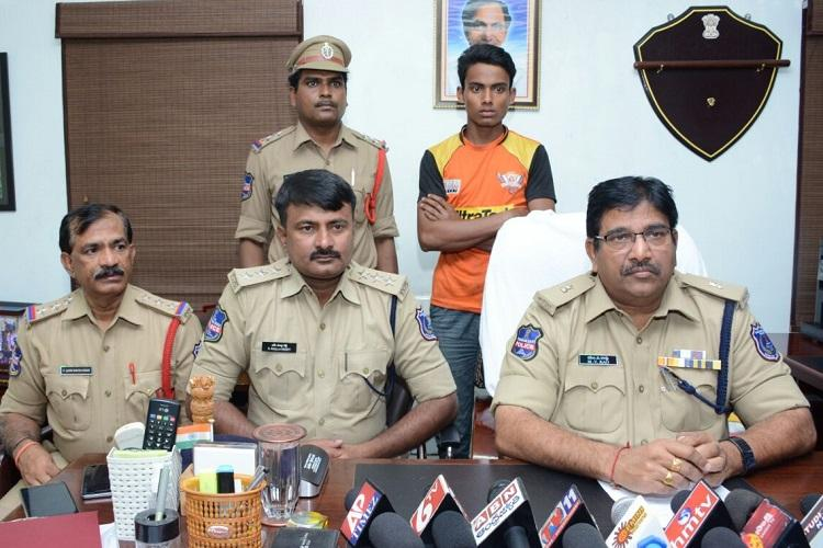 Rohingya youth held in Hyderabad for cheating forgery