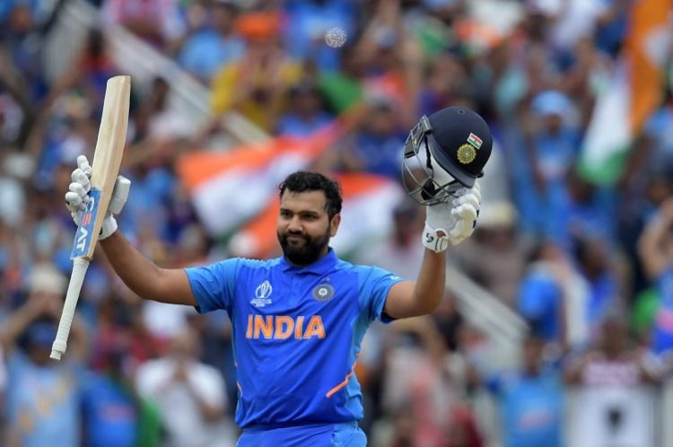 Rohit Sharma scores 4th century of World Cup 2019 to top batting charts