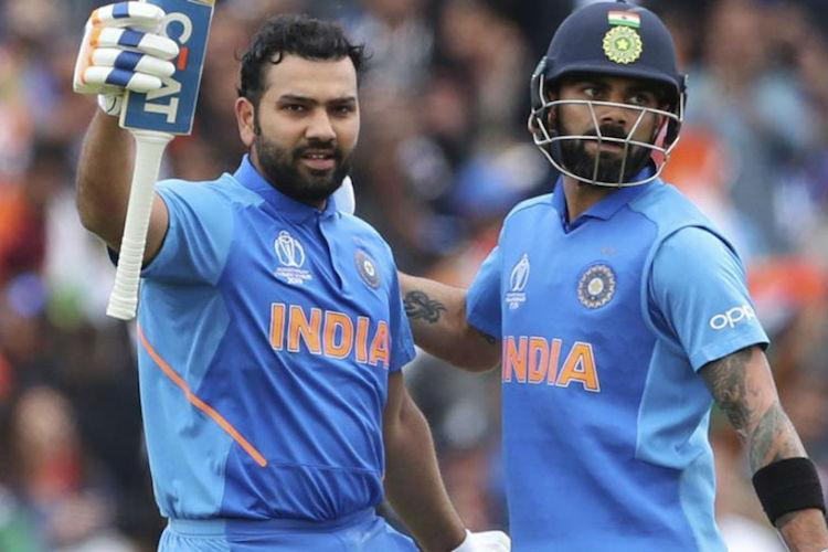 BCCI to check on talks of Kohli-Rohit rift split captaincy an option