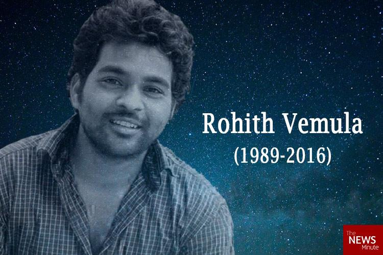 From shadows to the stars A year after Rohiths death his words still resonate