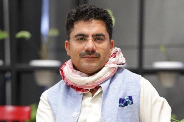 File photo of Rohit Sardana