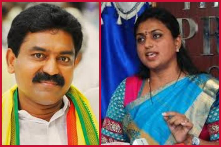 Andhra politics hits new low as TDP MLA goes on misogynistic rant against Roja