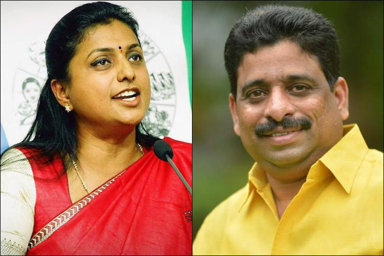 why target women personally activists condemn tdp mlc s remarks