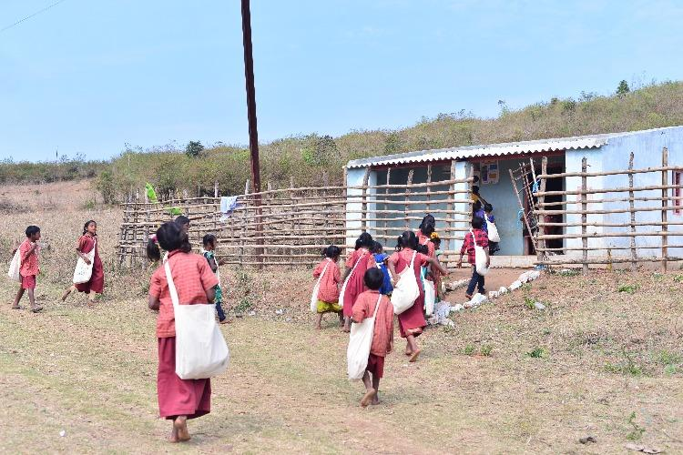These tribal communities in Andhra built their own schools because the govt failed to
