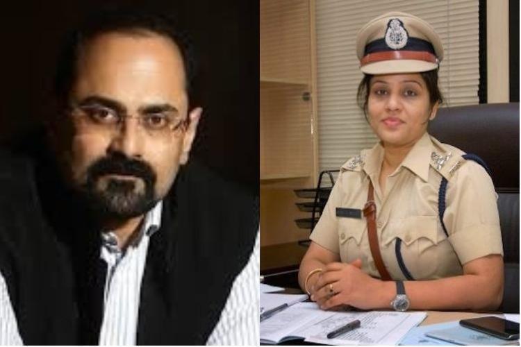 War of words between Roopa IPS and Rajeev Chandrasekhar-linked NBF over award