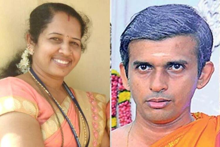 Kasaragod missing teachers body found in beach colleague held for drowning her