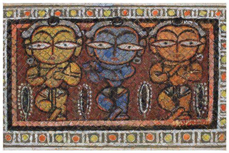 From MF Husain to Amrita Sher-Gil this art exhibition has the best of Indias modern artists