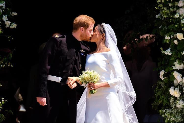 The Royal Wedding in pics Prince Harry and Meghan Markle marry in dream ceremony