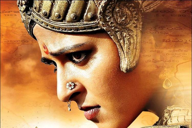 Rudhramadevi to release globally on October 9