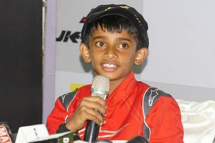 World Rotax Max 11-year-old Bengaluru schoolboy to make debut in global racing event