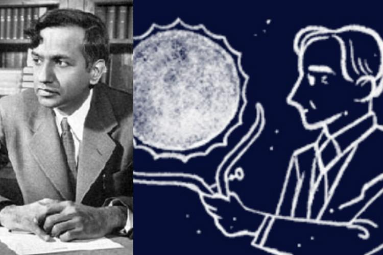 Google doodle honours S Chandrashekhar A look back at the brilliant astrophysicist