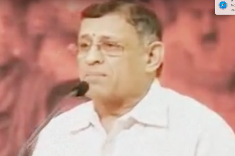 After Cho S Gurumurthy to be the editor of Thuglak magazine