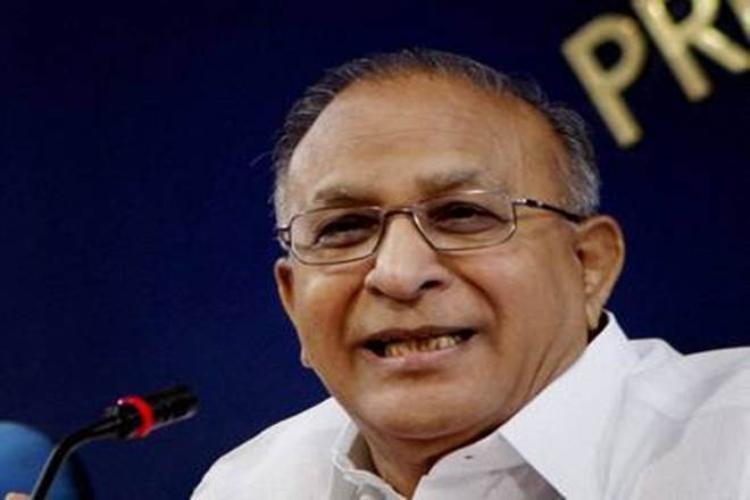 Congress leader Jaipal Reddy to contest from Mahabubnagar in 2019 polls