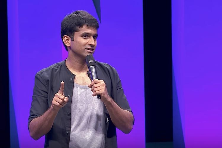 Watch Chennai comedian perfectly sums up why long-distance relationships suck