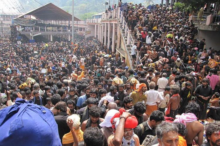 Sabarimala and women devotees We need to talk about God in Gods own country