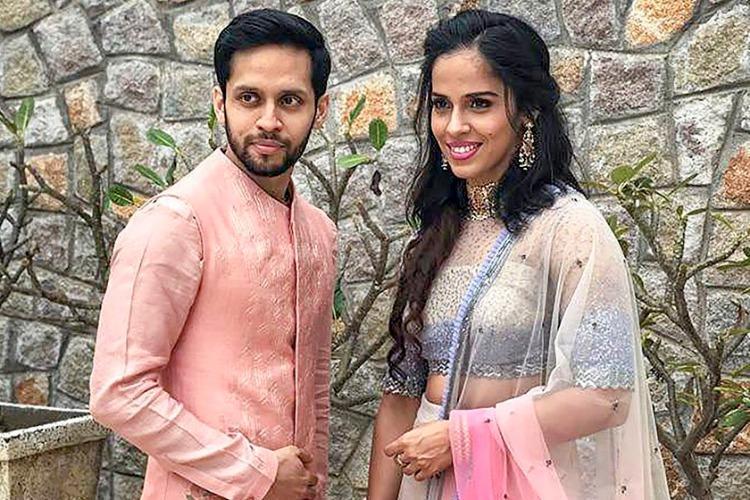 Saina Nehwal-Parupalli Kashyap get married netizens hail no drama wedding