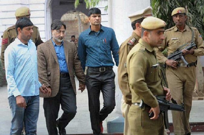 SAR Geelani gets bail in sedition case