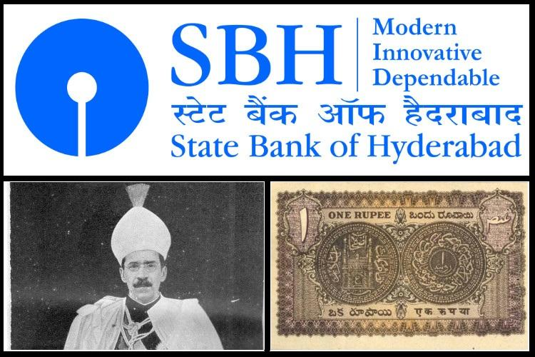75 years after it was set up by the citys last Nizam State Bank of Hyderabad slides into history