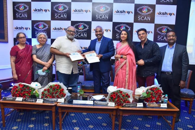MoU signed between SCAN and Akshaya Private Ltd