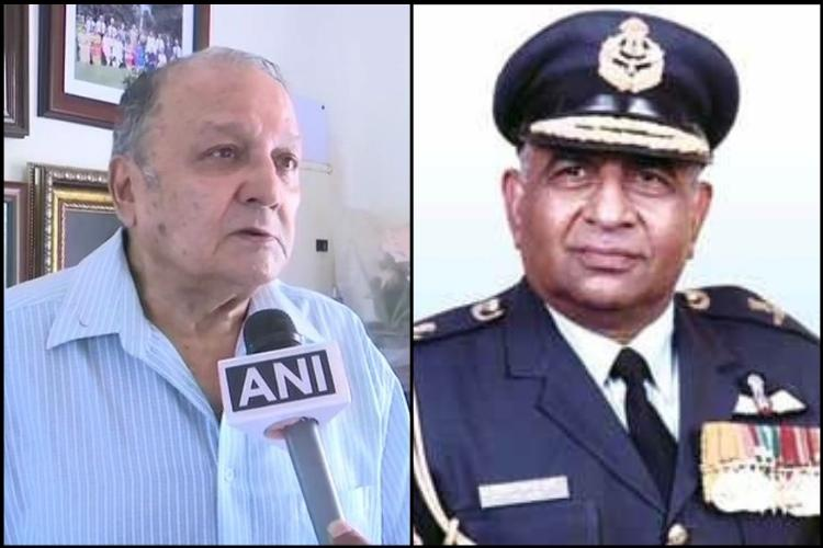 Controversy over army veterans letter to Prez Some signatories deny giving consent