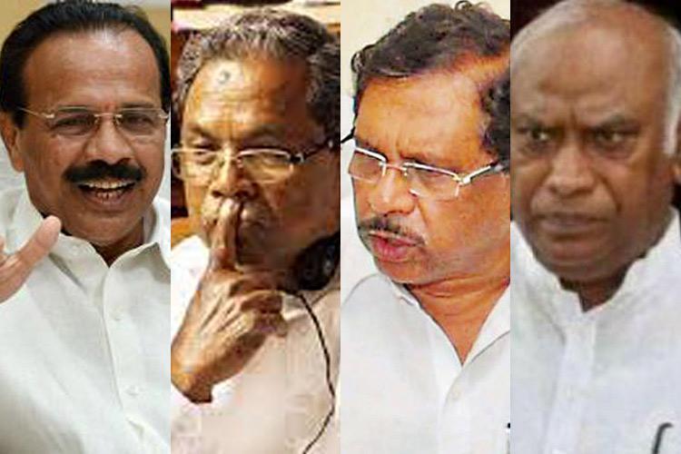 Who is the Congress CM candidate Sadananda Gowda questions Rahul Gandhi