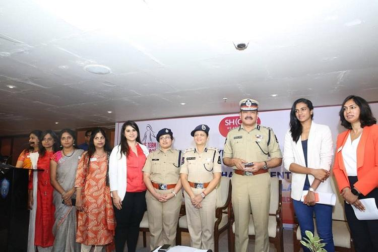 Hyd police launch initiative to encourage women to speak out on sexual harassment