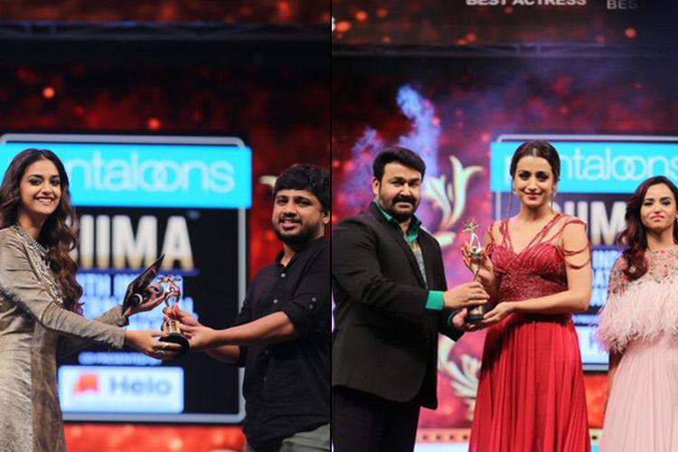 SIIMA Awards Sudani from Nigeria wins Best Film Trisha bags two awards
