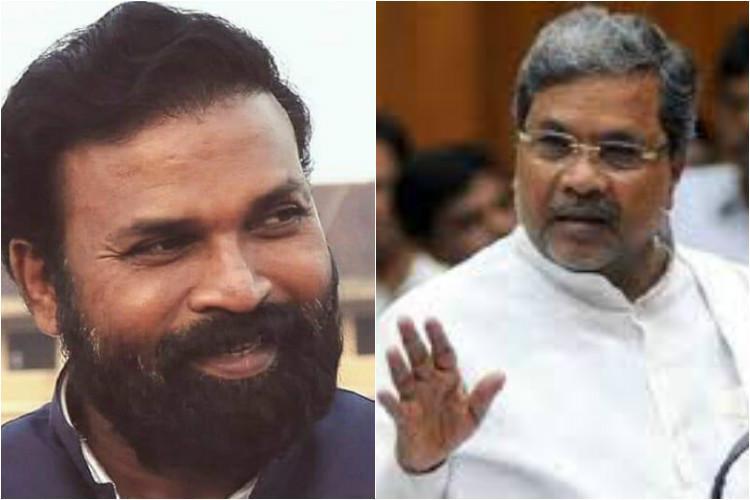 Janardhana Reddy likens Sriramulu to Rama and Siddaramaiah to Ravana irked Cong moves EC