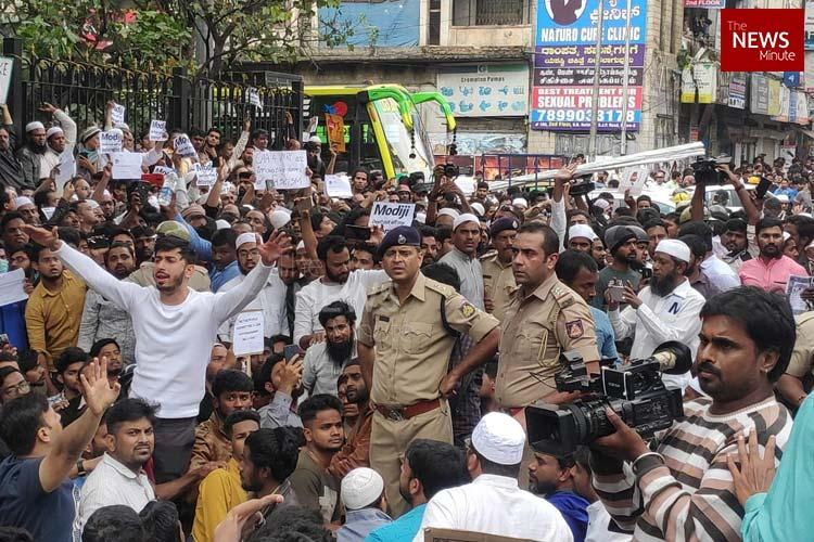 Section 144 in Bengaluru Ktaka HC gives interim relief to anti-CAA protesters