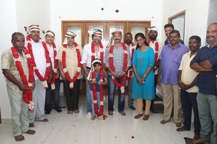 SJ Suryah teams up with director Radhamohan