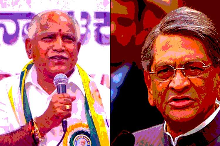 Yeddyurappa set to invite SM Krishna to BJP but will the former Congressman agree