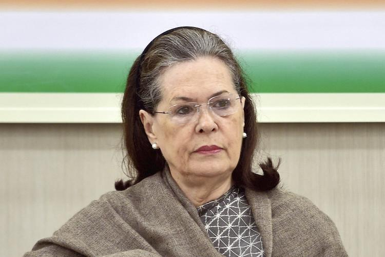 Ban govt ads on media cancel Central Vista project Sonia Gandhis 5 suggestions to PM