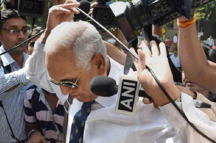 VVIP chopper case CBI opposes bail granted to former IAF chief Tyagi