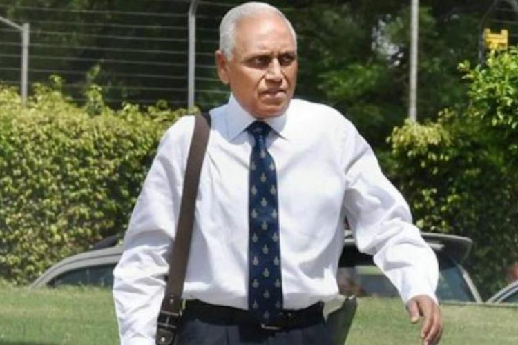 VVIP chopper case ED names former IAF chief SP Tyagi among 34 in charge sheet