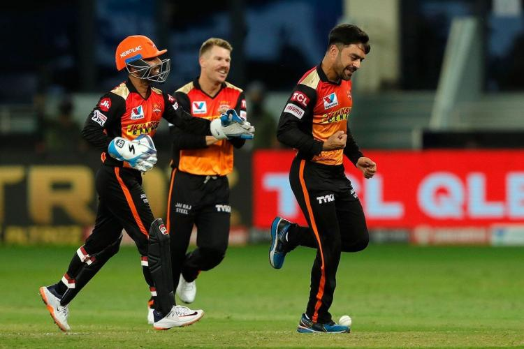 SRH keep playoff hopes alive with dominant win over DC