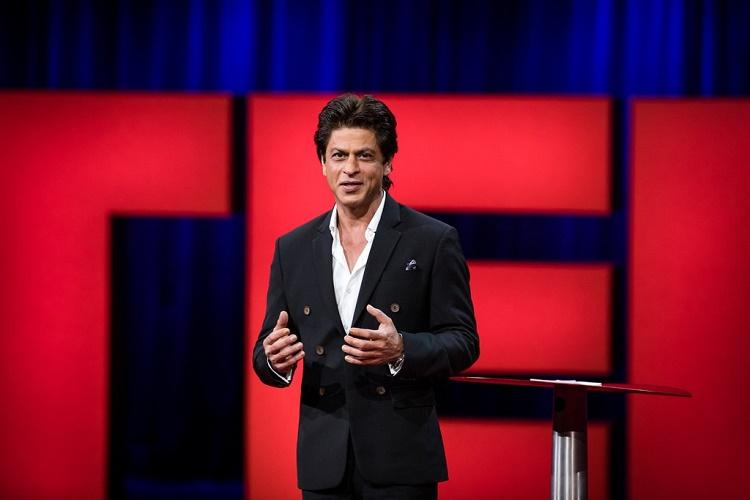 I sell dreams peddle love Shah Rukh Khan becomes the first Indian actor at TED in Canada
